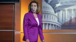 Demokraten wollen am Montag Impeachment auf den Weg bringen