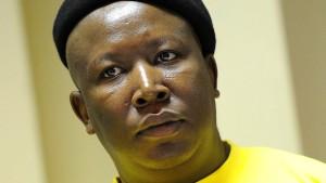 Haftbefehl gegen Julius Malema