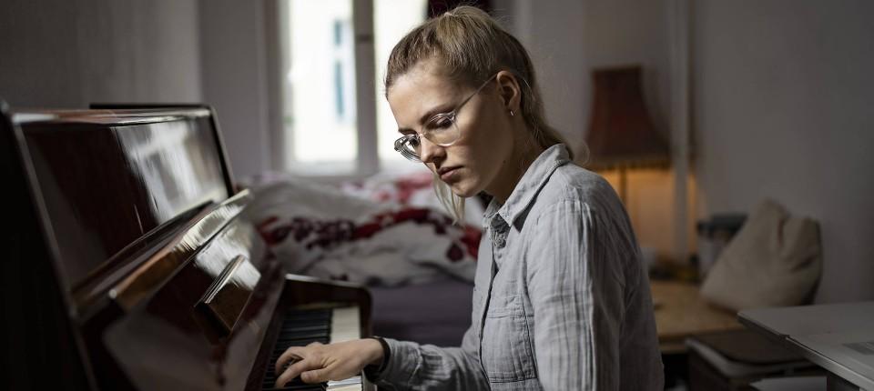 Ein Besuch bei der Jazzpianistin Johanna Summer