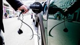 Elektroautos werden günstiger