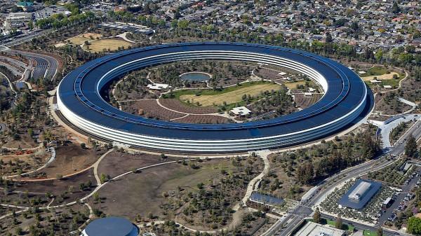 Apple Campus: News der FAZ zum neuen Firmenhauptsitz