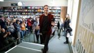 """Populär dank des Portals: Der Youtube-Star """"PewDiePie"""" stellt im Oktober sein neues Buch in New York vor."""