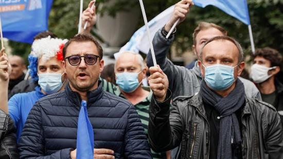 Französische Polizei protestiert gegen Auflagen