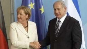 Merkel fordert Israel zum Siedlungsstopp auf