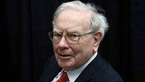 Warren Buffett wettert gegen Fondsmanager