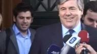 Ackermann berät griechische Regierung