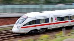 Mit Tempo 300 von Hannover nach Bielefeld