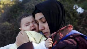 Besonderer Schutz für syrische Flüchtlinge bleibt