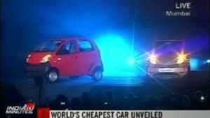 Das billigste Auto der Welt