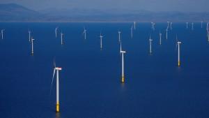 Die größte Windkraftanlage der Welt