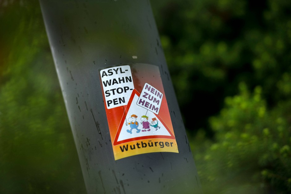 Generation Wutbürger: Die Angst und Ablehnung gegen Migranten wird neu geschürt.