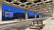 Für 2018 geplante BER-Eröffnung bleibt unsicher