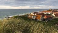 Ferienhäuser an der dänischen Küste: Für Ausländer ist der Häuserkauf in Dänemark stark eingeschränkt – mit dem Segen der EU.