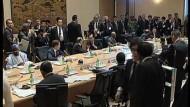 Afrika pocht bei G-8 auf Halbierung der Armut