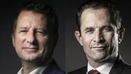 Grünen-Kandidat Jadot verzichtet auf Kandidatur