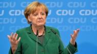 """Enttäuschend: Angela Merkel landet bei der """"Top 100 der deutschen Society"""" nur auf Platz vier"""