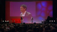 TED steht für: Technology, Entertainment,  Design