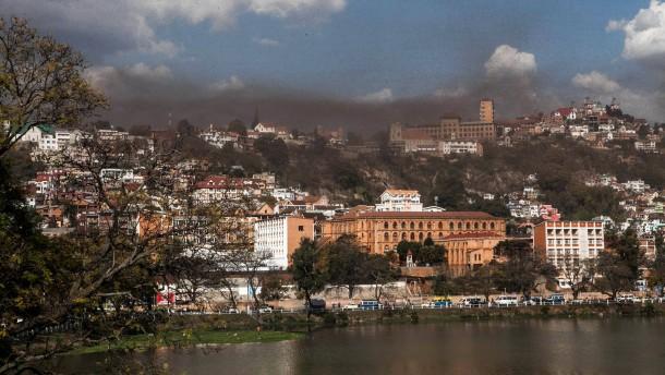 Pestausbruch in Madagaskar