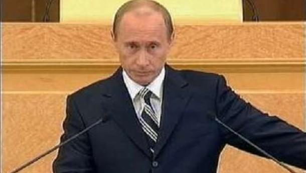 Rice fordert Vertragstreue - Putin droht