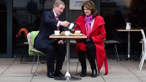 Regierung in Irland steht vor dem Ende