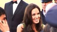 Angelina Jolie auf Entbindungsstation in Nizza