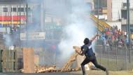 Tote bei Protesten in Mexiko