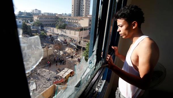Israelischer Raketenangriff tötet zwei Menschen