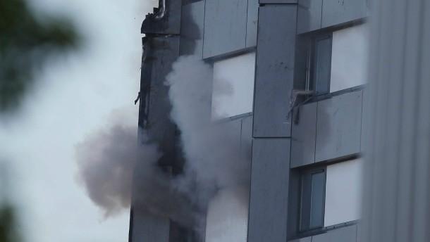 Bewohner warnten vor mangelndem Brandschutz