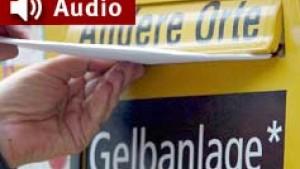 Schwierige Zeiten bei der Deutschen Post