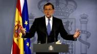 Motivierter denn je: Ministerpräsidenten Mariano Rajoy vor den Neuwahlen in Spanien.