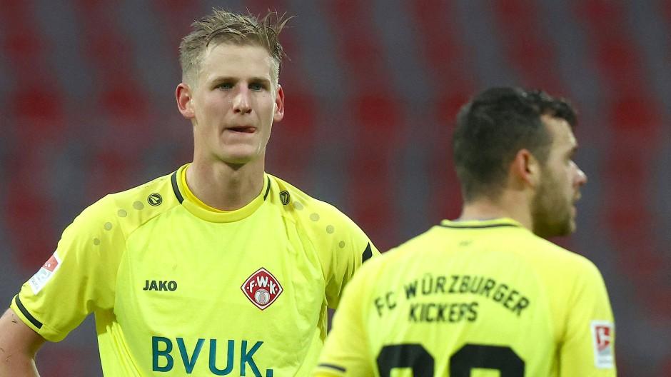 Schwere Zeiten für die Würzburger: Das Team muss nach einem Corona-Fall in die Quarantäne.