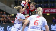 Handballerinnen fahren wohl nicht zu Olympia
