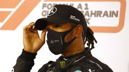 Corona bremst Weltmeister Hamilton aus
