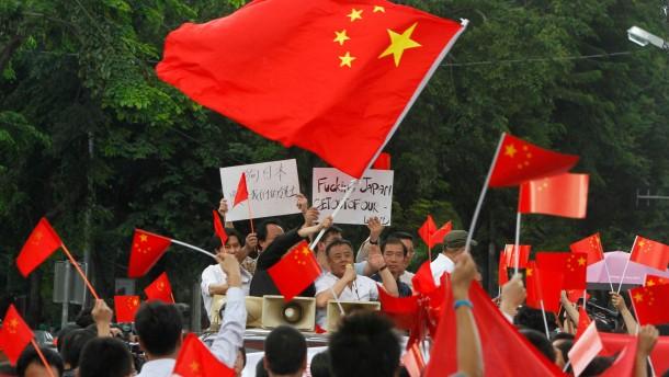 China protestiert gegen illegalen Inselkauf