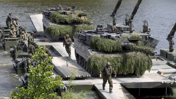Nukleus für einen europäischen Panzerkonzern