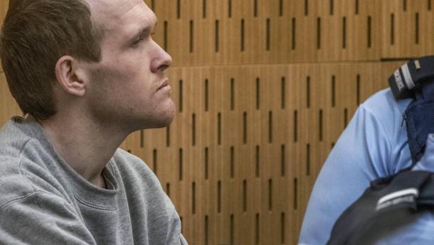Christchurch-Attentäter zu lebenslanger Haft verurteilt