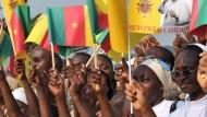 Benedikt XVI. besucht erstmals Afrika
