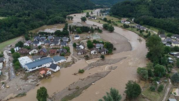Forscher warnen vor Umweltgiften nach Hochwasser