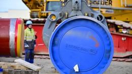Pipeline-Projekt mit Hindernissen