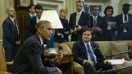 """""""Mein Job bei Obama war, eins mit dem Mobiliar zu werden"""""""