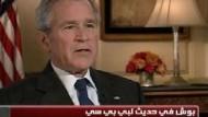 Bush bekräftigt Unterstützung für Regierung Siniora
