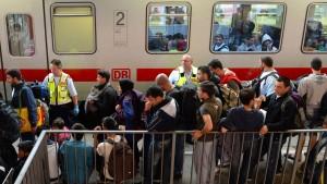 Fernverkehr nach Salzburg und Budapest bleibt eingestellt