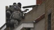 Schüsse in Molenbeek