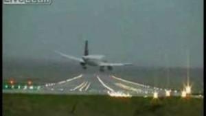Piloten verhindern Katastrophe