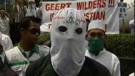 Mordaufruf gegen Geert Wilders