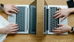 So geht's schneller zum Laptop