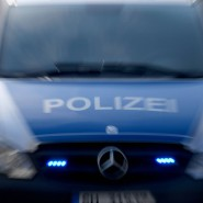 Verdächtiger gefasst: Ein Mann soll in Hessen auf Linienbusse geschossen haben.
