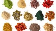 Superfoods: Exotisches Essen soll wie ein Medikament wirken.