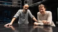 Einhellig: Regisseur Vincent Boussard (links) und Dirigent Tito Ceccherini inszenieren Bellinis Oper.