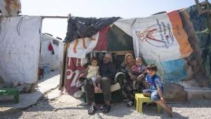 Erstmals mehr als 70 Millionen Menschen weltweit auf der Flucht